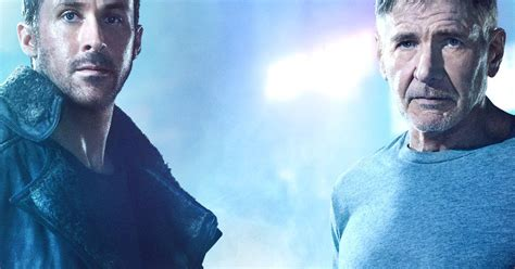 movie schedule blade runner 2049 by harrison ford and ryan gosling ryan gosling harrison ford high res blade runner 2049 image cosmic book news
