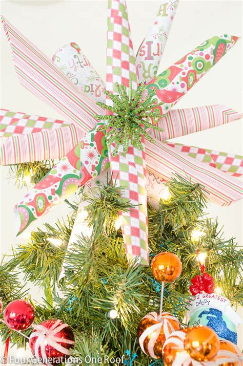 chtristmas tree whimsical toppers tree toppers ideas celebration all about