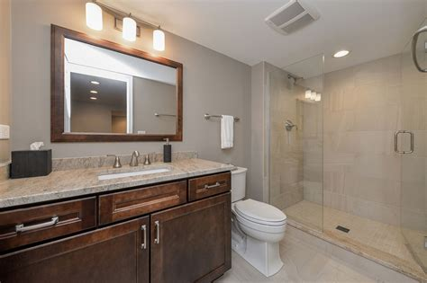 bathroom remodeling services chuck jen s hall bathroom remodel pictures home