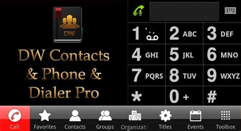 your dialer apk andro nana dw contacts phone dialer 2 5 2 0 pro apk