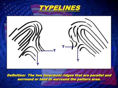 pattern classification meaning fingerprint classification loop patterns