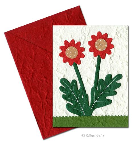 greeting card supplies for handmade mulberry greeting card flowers 163 0 99 card