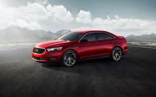 2015 ford taurus sho redesign latescar