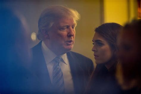 hope hicks attorney mueller interviewing hope hicks signals probe is nearing