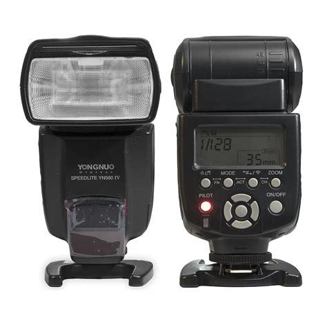 Yongnuo 560 Iv yongnuo yn560 iv wrieless blitz systemblitz speedlite flash f 252 r canon kamera ebay