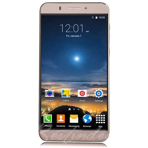 talk phones android 6 quot 3g unlocked android at t t mobile cell phone smartphone talk gsm gps ebay