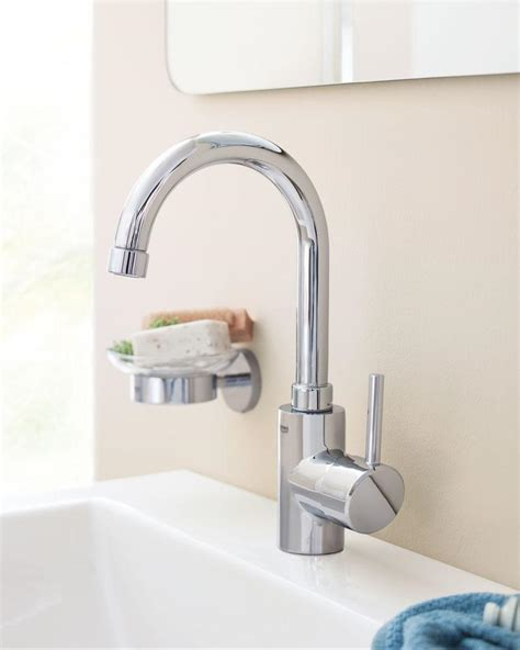 grohe 32138001 concetto single handle bathroom faucet