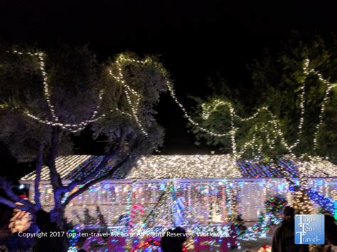 winterhaven festival of lights 5 tucson holiday events not to be missed top ten travel