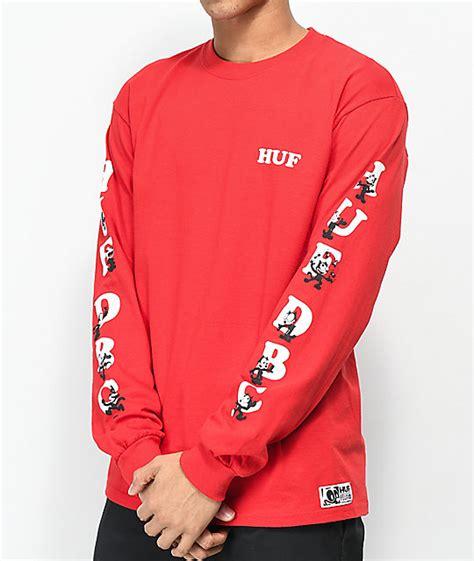Tshirt Huf Dbc huf x felix the cat dbc sleeve t shirt zumiez