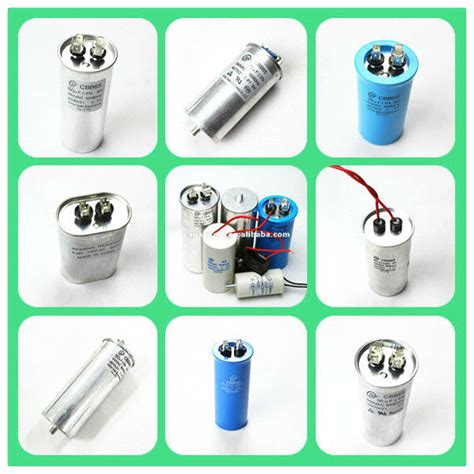 hvac capacitor types types of capacitors hvac 28 images inserts wire plastic can cbb61 air conditioner fan