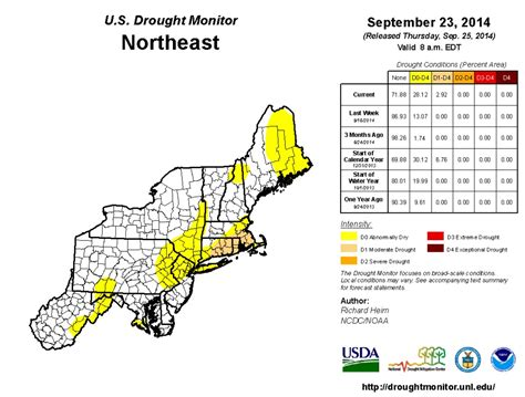northeast pattern works inc new england drought affecting fall foliage weatherworks