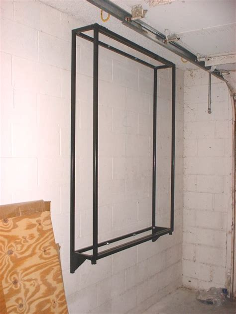 Plywood Storage Rack by Custom Wall Mounted Hurricane Plywood Storage Rack Kurt