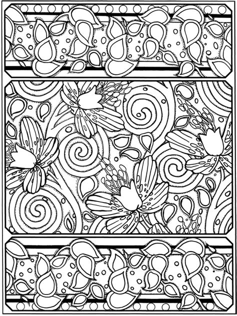 coloring pages art deco welcome to dover publications