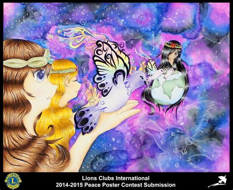 summerlin lions new year 400 best images about peace poster contest on