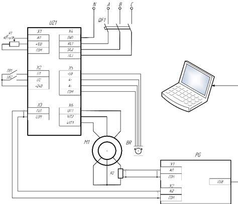 slip ring induction motor circuit diagram