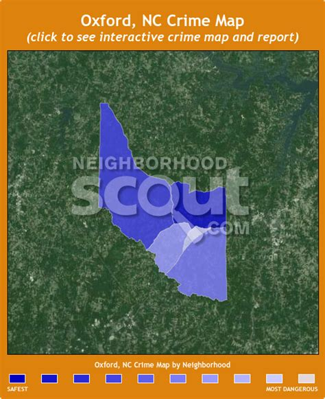 city of oxford nc oxford nc 27565 crime rates and crime statistics
