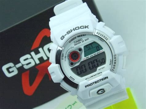 G Shock Warna Putih g shock gw 8900 putih jam tangan g shock gw 8900