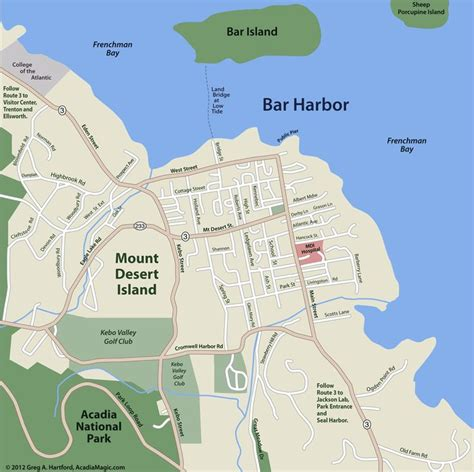 show me a map of maine 17 best images about summer vacation 2015 on