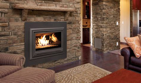 Removing Gas Fireplace Insert by Enviro Products Gas E30 Clean Insert