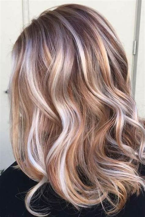 what colour lowlights should you use to enhance your grey hair light brown hair with highlights and lowlights brown hairs