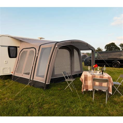 caravan awnings outlet vango sonoma 400 inflatable caravan awning leisure outlet