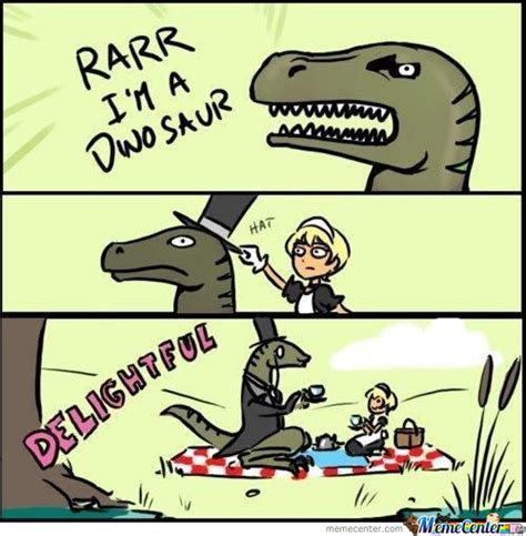 Classy Guy Meme - classy raptor by sirtsukiko meme center
