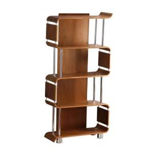 curved bookshelves choice curved walnut office bookcase furniture4yourhome