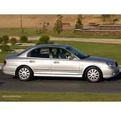 HYUNDAI Sonata  2001 2002 2003 2004 Autoevolution