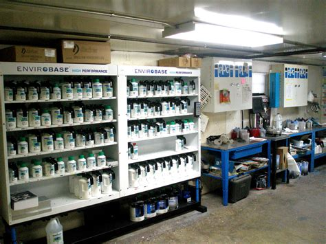 ppg waterborne mixing station c j shop