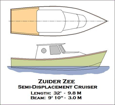 small fishing boat dimensions spira international inc zuider zee semi displacement