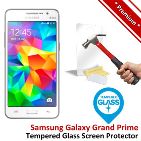 Premium Quality Tempered Glass Samsung Galaxy Grand Prime Sm G530 premium samsung galaxy grand prime end 10 21 2017 9 30 pm