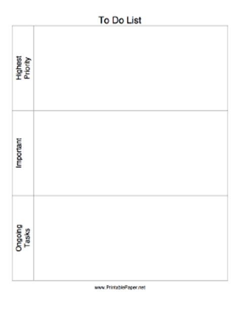 printable priority to do list priority to do list printable www pixshark com images