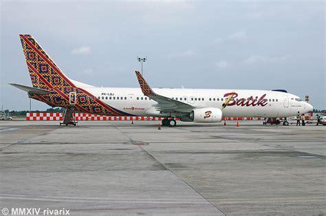 Batik Air Jakarta Surabaya | alert several injured due to turbulence on board batik air