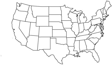 simple map of the united states how to print on fabric with an inkjet printer and make