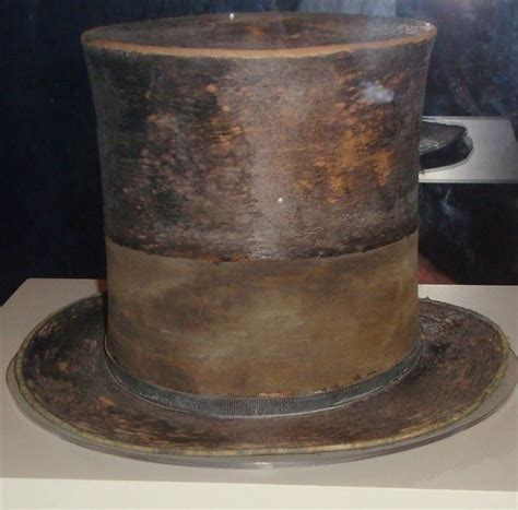 what of hat did abe lincoln wear image gallery lincoln hat