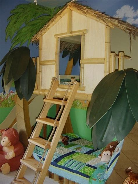 15 ideas to design a jungle themed room kidsomania