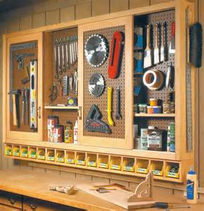 Garage Cabinets With Pegboard Remodelaholic Build An Organized Pegboard Tool Cabinet