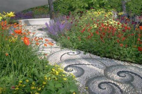 Unique Landscaping Ideas 25 Unique Backyard Landscaping Ideas And Garden Path Designs With Pebbles