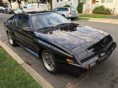 1987 Chrysler Conquest Tsi by 1987 Chrysler Conquest Tsi Starion Esir No Reserve For
