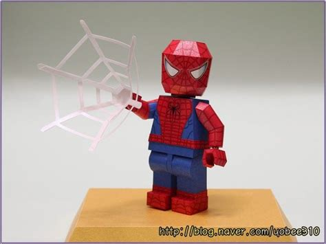 Papercraft Figure - yobee s lego mini figure paper craft free lego