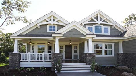 Craftsman Style House Plans One Story by Home Style Craftsman House Plans Single Story Craftsman