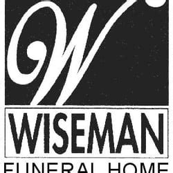 wiseman funeral home funeral services cemeteries