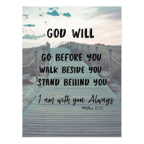 comforting bible verse encouragement and comfort bible verse with quote postcard