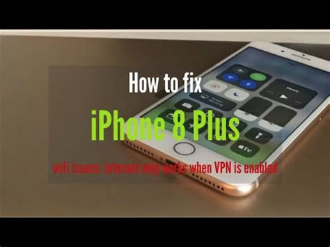 fix iphone   wifi issues internet  works
