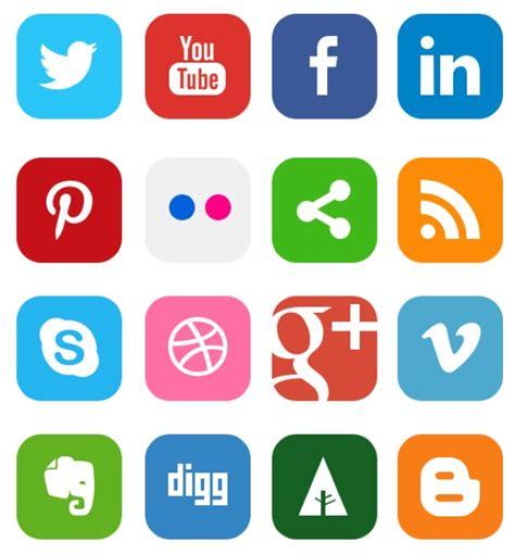 imagenes de redes sociales individuales iconos redes sociales descarga los packs territorio
