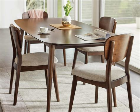 Design For Dining Table Juneau Extension Dining Table Tables Scandinavian Designs