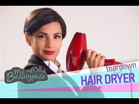 Hair Dryer How It Works how a hair dryer works