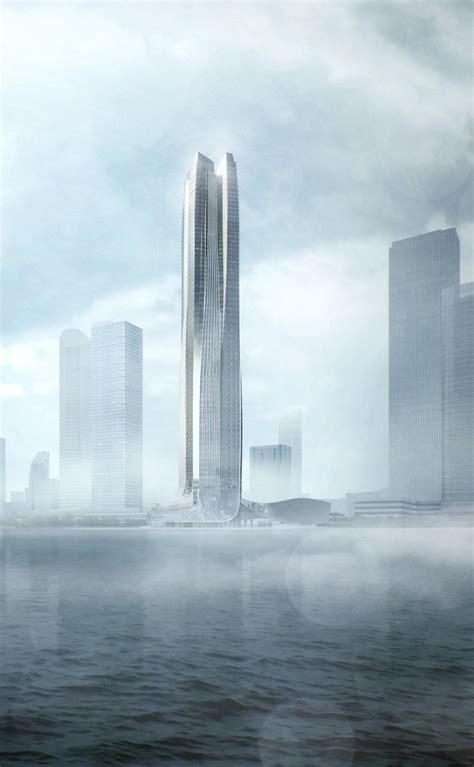 hengqin international financial center  aedas