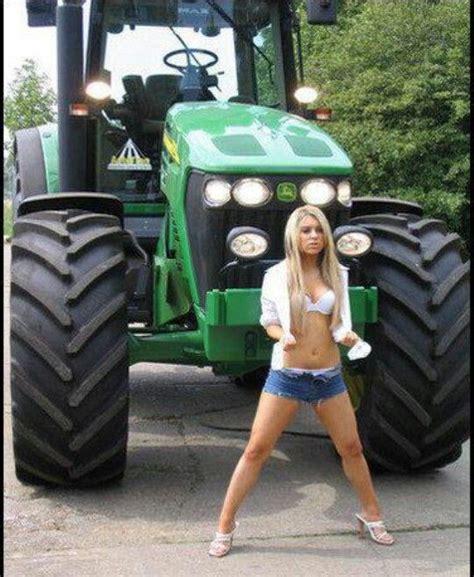 girls on john deere tractors 144 best girls and tractor images on pinterest tractors