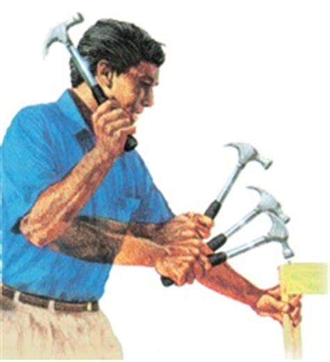 swinging hammers how to use a hammer safely apex tool company